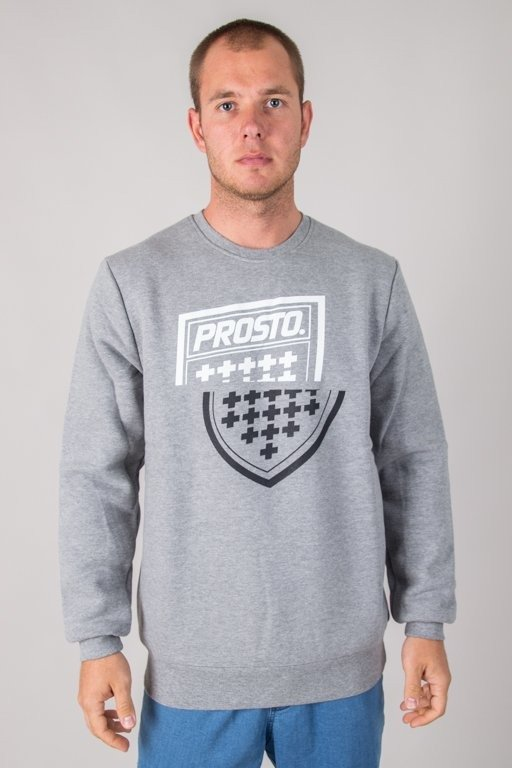 Bluza Prosto Sharpz Grey