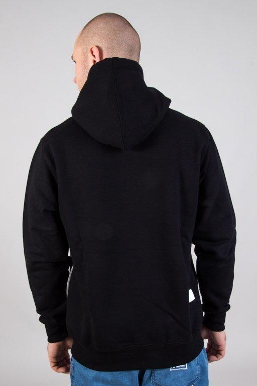 Bluza SSG Hoodie Cut Bottom Black