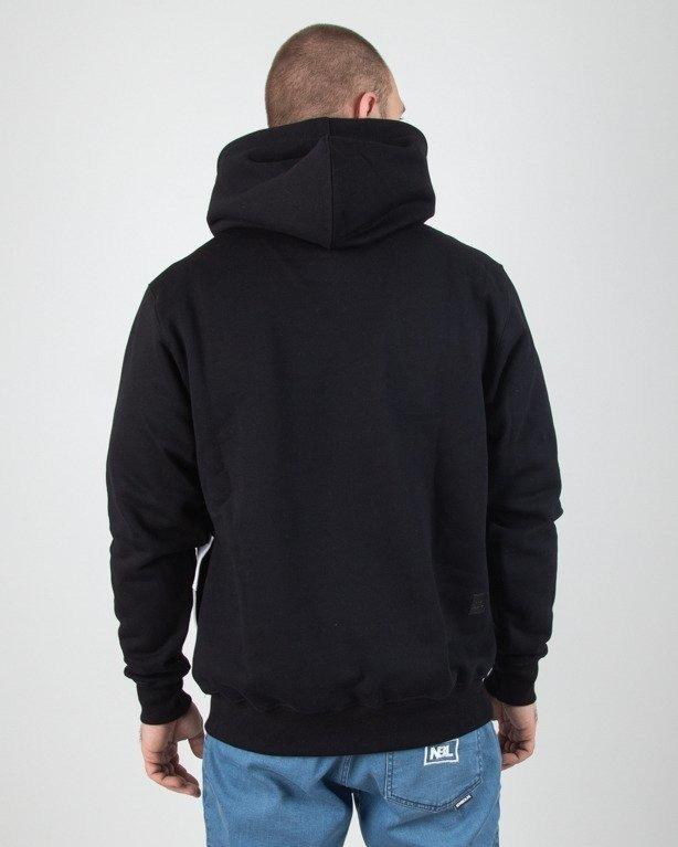 Bluza SSG Hoodie Cut Classic Black-Melange