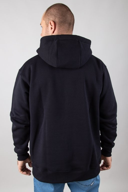 Bluza Stoprocent Hoodie Tag18 Black