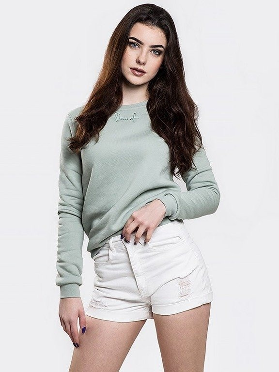 Bluza Stoprocent Woman Tag Olive