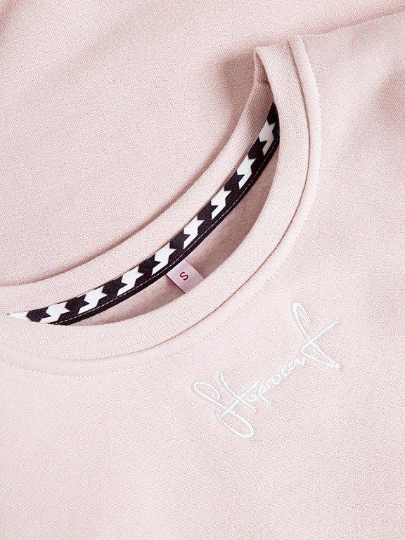 Bluza Stoprocent Woman Tag Pink