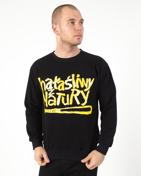 Bluza Wsrh Hałaśliwy Black-Yellow