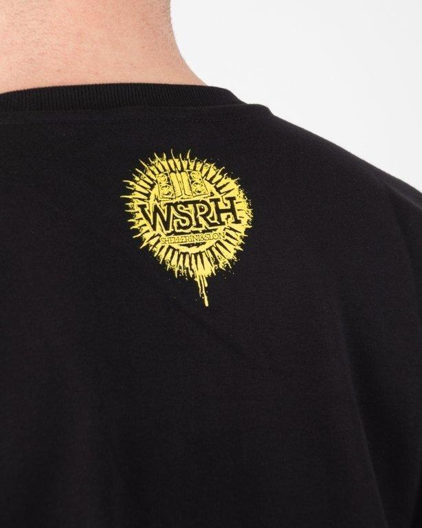 Bluza Wsrh Szkoła Wyrzutków Black