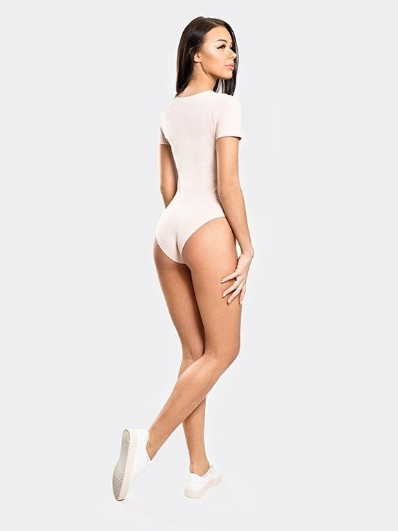 Body Stoprocent Woman Stoprogirl Pastel Pink