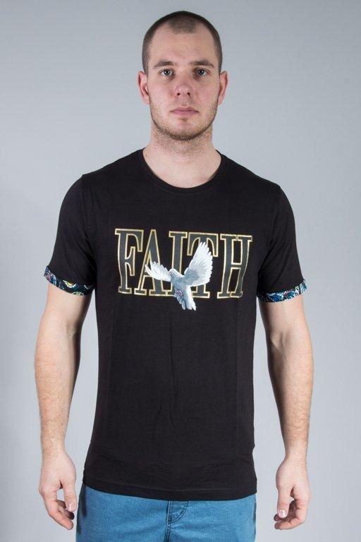 Cayler&Sons Koszulka T-Shirt Faith Roll Black