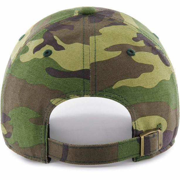 Czapka 47 Brand Clean Up Los Angeles Camo