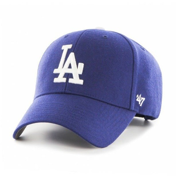 Czapka 47 Brand Los Angeles Dodgers Clean Up Navy