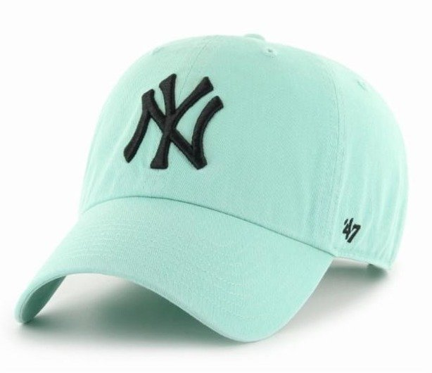 Czapka 47 Brand New York Yankees Clean Up Mint-Black