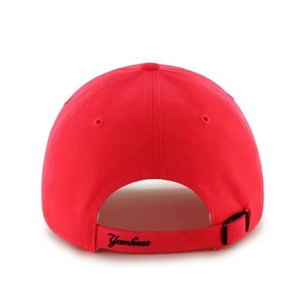 Czapka 47 Brand Ny Yankees Neon Pink