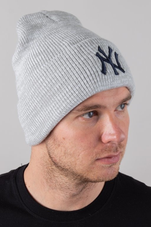 Czapka 47 Brand Zimowa Brain Freeze  New York Yankees Melange
