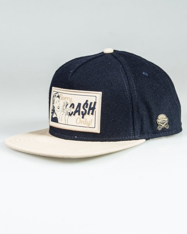 Czapka Cayler & Sons Cash Only Navy