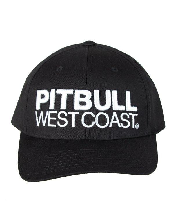 Czapka Pitbull Snapback Seascape Black
