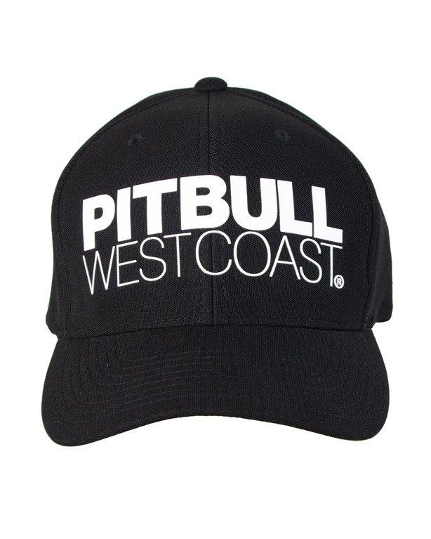 Czapka Pitbull Snapback TNT Black