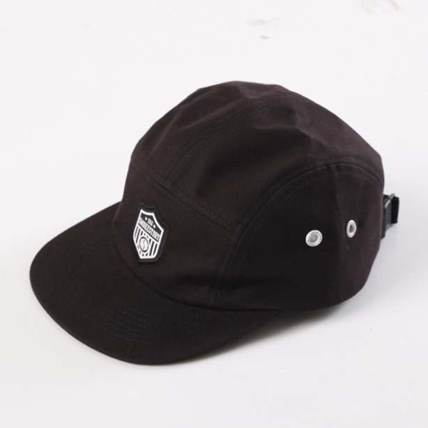 Czapka SSG 5panel Herb Black