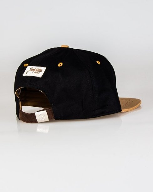 Czapka True Spin Snapback Car Black-Honey