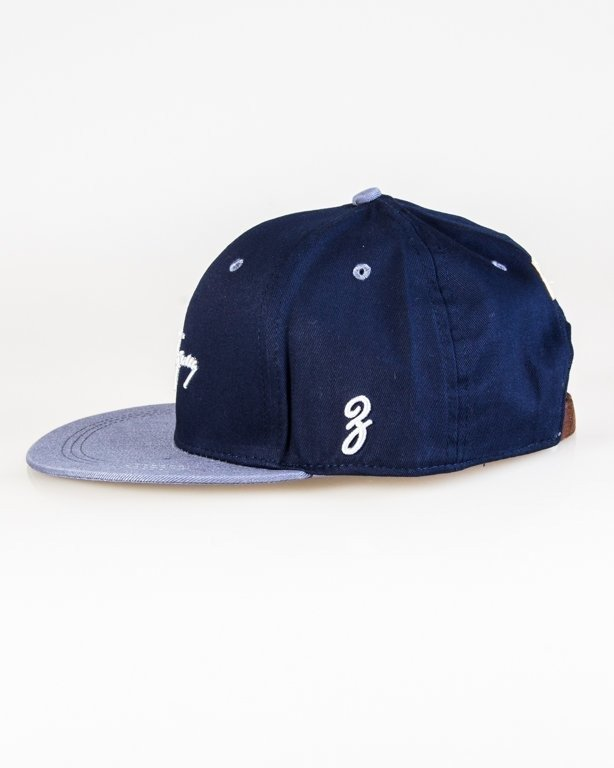 Czapka True Spin Snapback Tovarish Navy