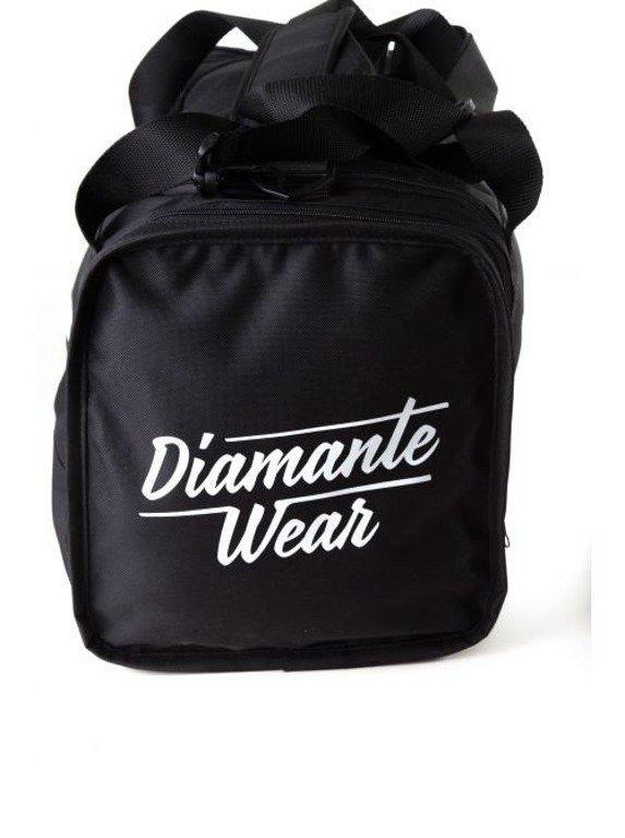 DIAMANTE WEAR TORBA TRANING BAG BLACK