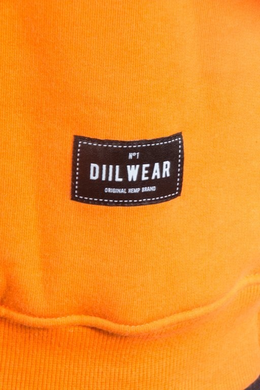DIIL CREWNECK HARVARD STANDARD ORANGE