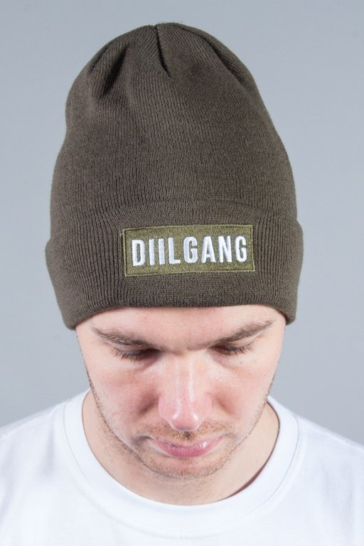 DIIL WINTER CAP DG KHAKI