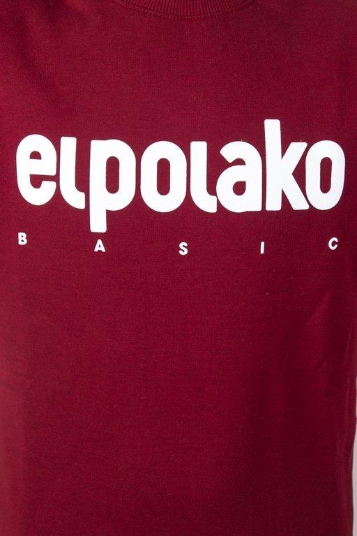 EL POLAKO CREWNECK CLASSIC BRICK