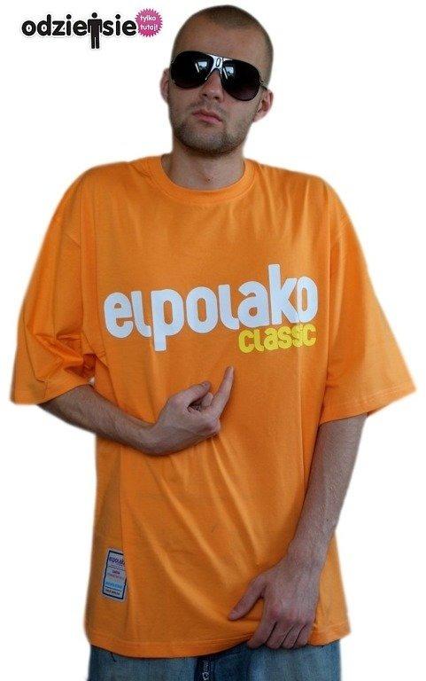 EL POLAKO KOSZULKA CLASSIC ORANGE