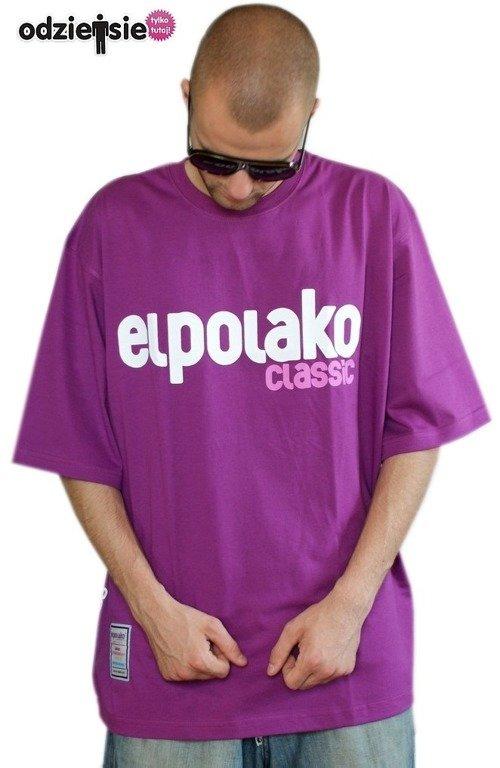 EL POLAKO KOSZULKA CLASSIC VIOLET