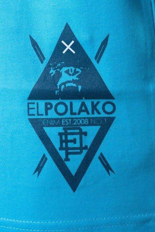 EL POLAKO KOSZULKA KEEP CALM BLUE