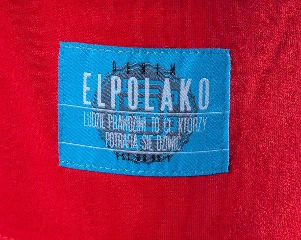 EL POLAKO KOSZULKA KEEP CALM RED