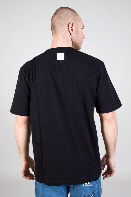 EL POLAKO T-SHIRT DRZEWA BLACK