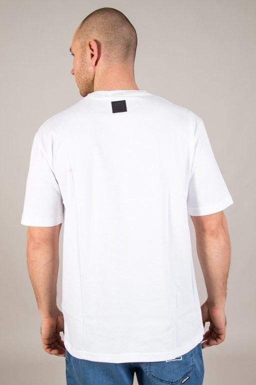 EL POLAKO T-SHIRT HANDWRITTEN WHITE