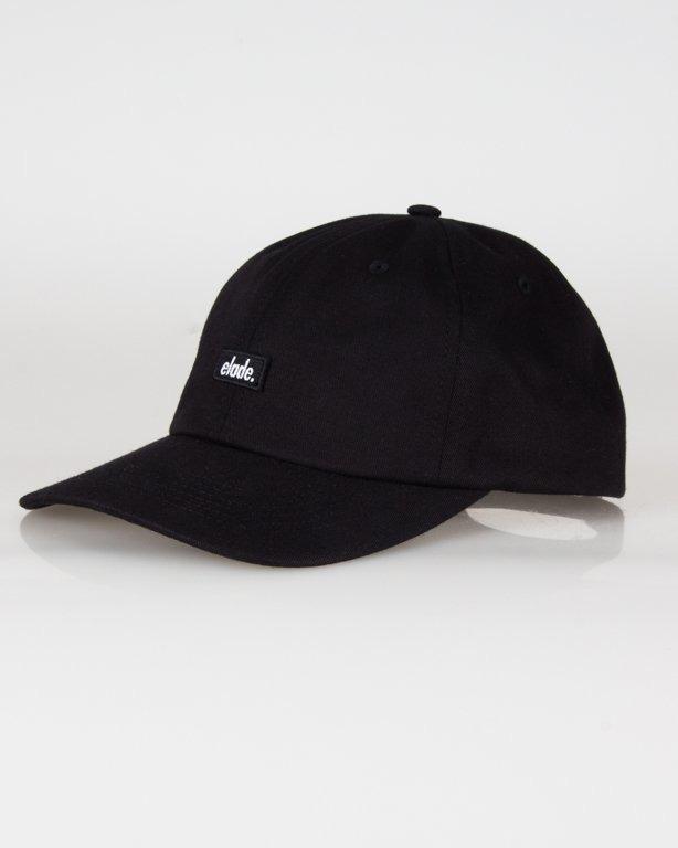 ELADE CAP 6PANEL BLACK