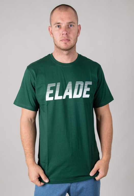 ELADE T-SHIRT RACE GREEN