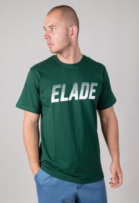 ELADE T-SHIRT RACE GREEN