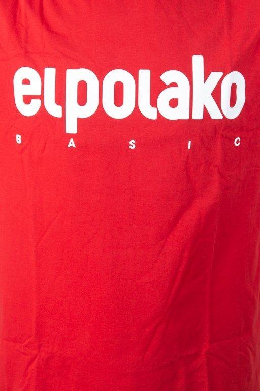 El Polako Koszulka Longsleeve Classic Red