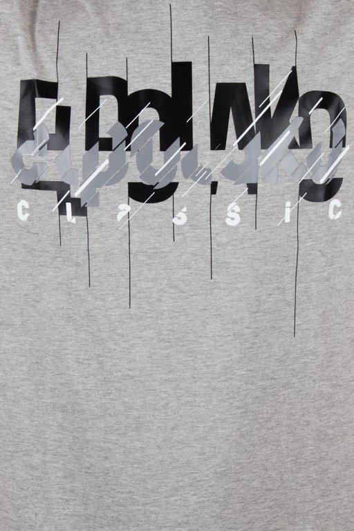 El Polako Koszulka T-shirt Cuts Logo Melange