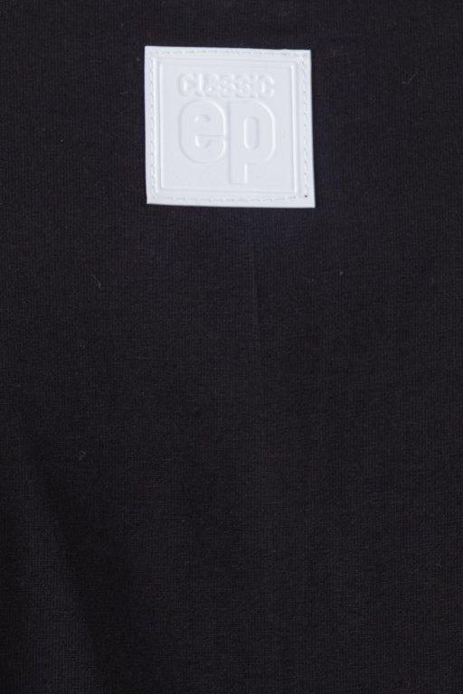 El Polako Koszulka T-shirt Ep Basic Black