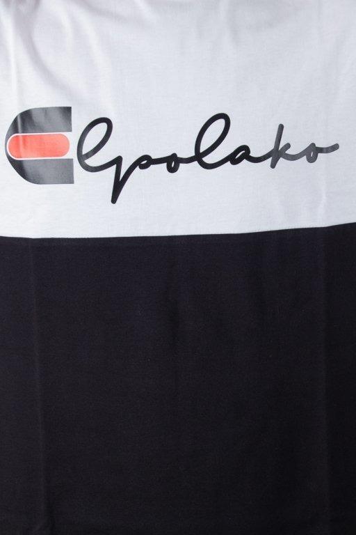 El Polako Koszulka T-shirt Mistrz Rękawy Red