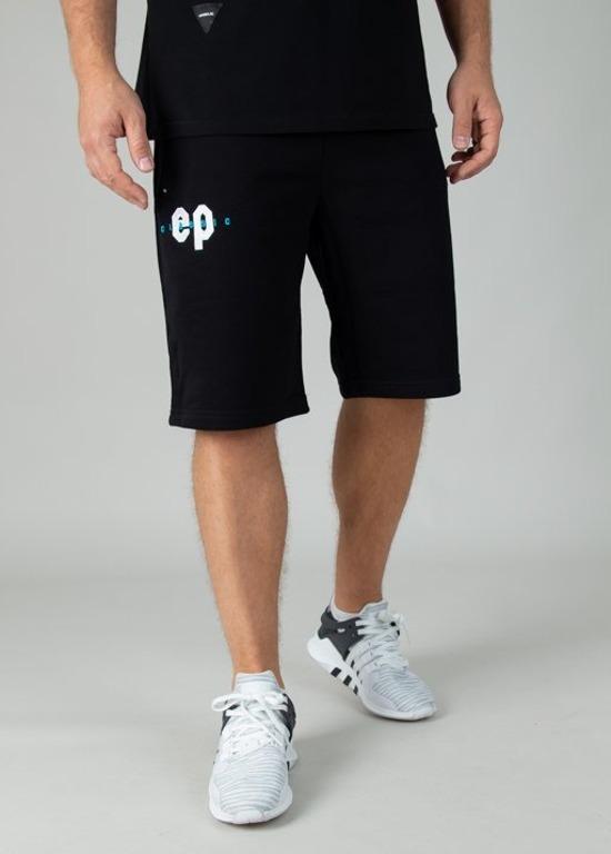 El Polako Krótkie Spodenki Dresowe Ep Black