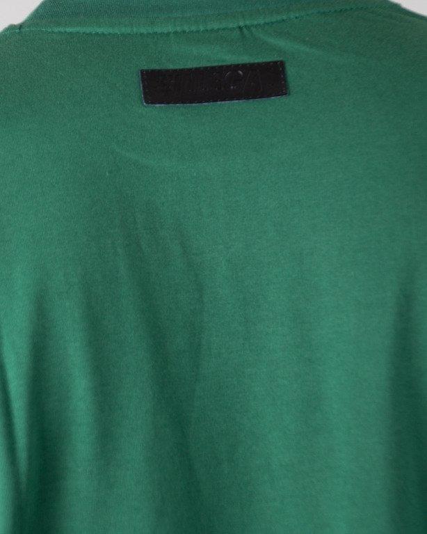 Illegal Koszulka T-shirt 3 Color Green-Black