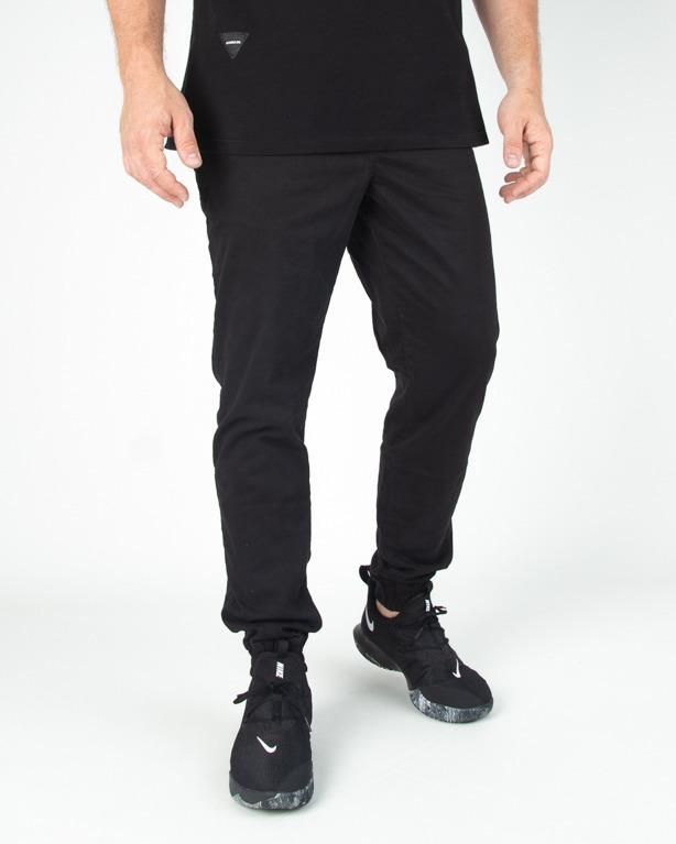 Jogger Dudek P56 Chino P56 Black