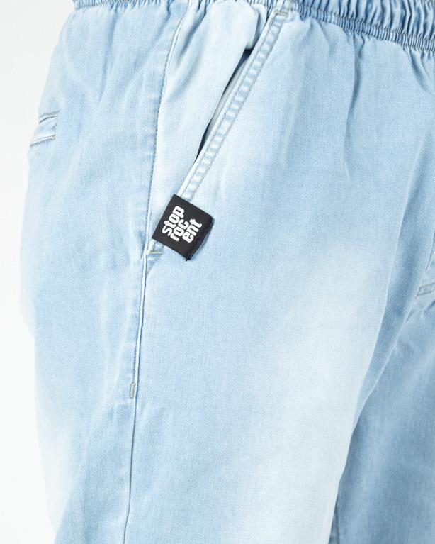 Jogger Jeans Stoprocent Comfy Light Blue