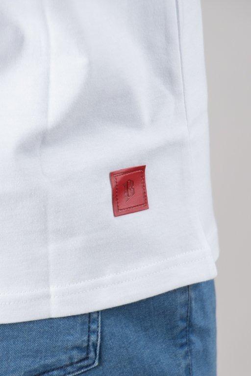 Koszulka Bor College White