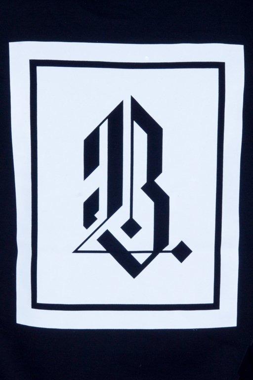 Koszulka Bor Gotyk Black