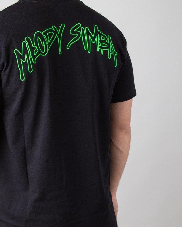 Koszulka Bor Młody Simba Atypowy Black