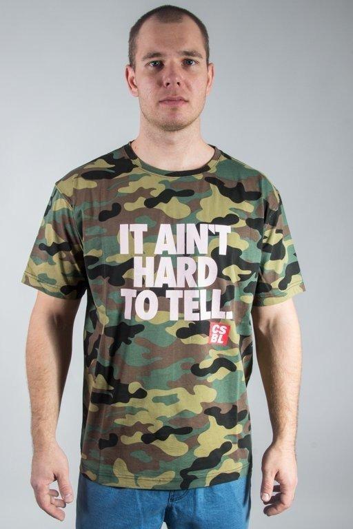 Koszulka Cayler & Sons Ain't Hard Camo