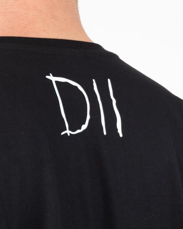 Koszulka Demonologia Czaszka Black
