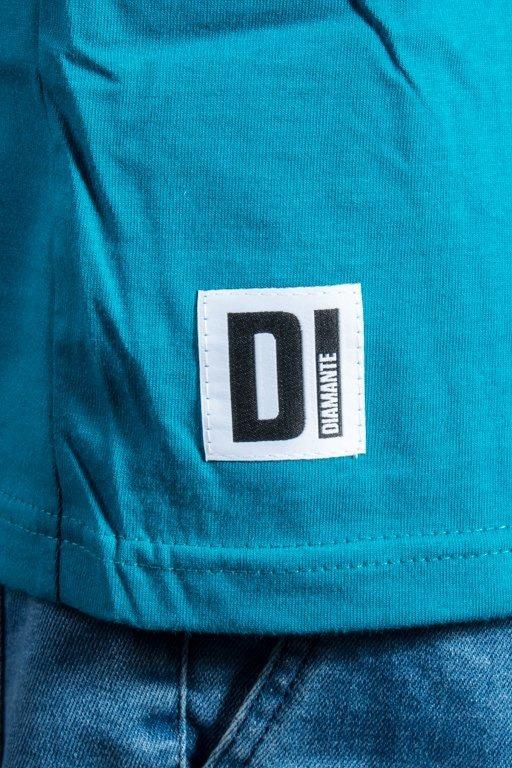 Koszulka Diamante Wear Wake Up Blue