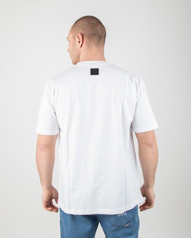 Koszulka El Polako Destroyed Town White