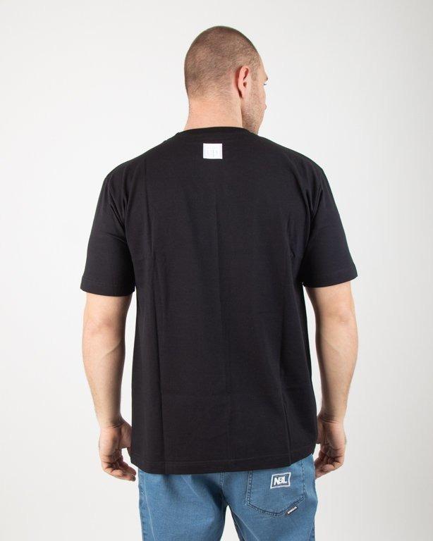 Koszulka El Polako Dumni Pl Black